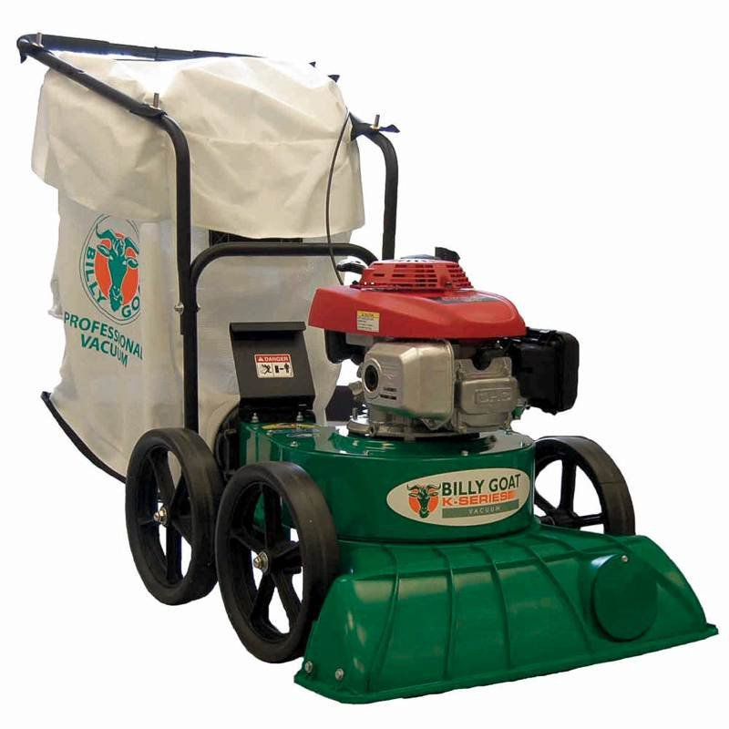 Billy Goat Kv650h Lawn And Litter Vacuum 187 Cc Honda