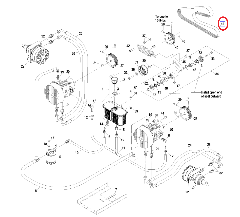 Exmark 109 6112 Oem Belt Lazer Z Laser Wiring Diagram Write A Review