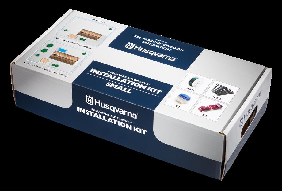 husqvarna 967623601 automower installation kit small. Black Bedroom Furniture Sets. Home Design Ideas