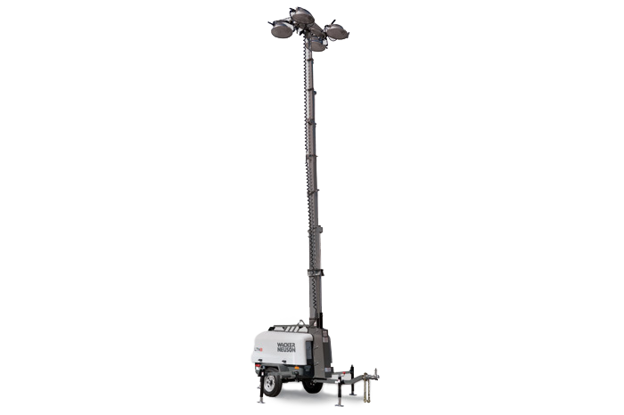 Wacker Ltn6k V S Light Towers Narrow Body Vertical