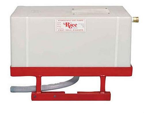 Rice Hydro 6 8 B Pressured Hydrostatic Test Pump Accessory