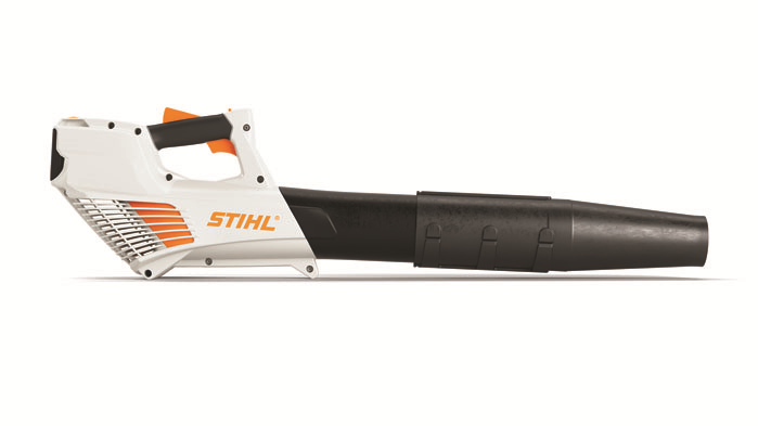 Blower Powered Air Knives : Stihl bga battery handheld blower