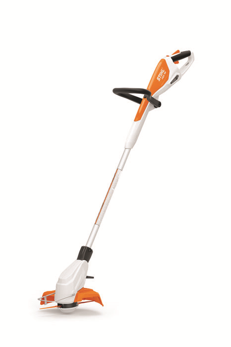 Hand Weed Whip ~ Stihl fsa battery powered string trimmer weed eater
