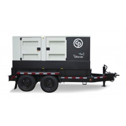 Chicago Pneumatic CPG 150 T4F EB Trailer Generator TBD