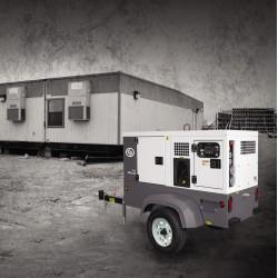 Chicago Pneumatic CPG 330 T4F EB Trailer Generator TBD