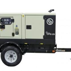 Chicago Pneumatic CPG 25 T4F NB Trailer Generator 8972823121