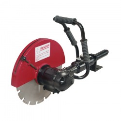 Chicago Pneumatic CP 0044 Concrete Cut-Off Saw 8900004008