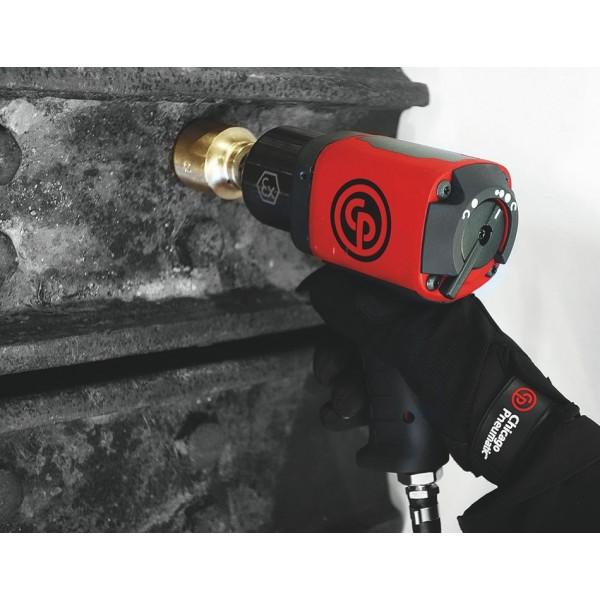 "Chicago Pneumatic CP 6748EX-P11R Impact Wrench 1/2"" Atex 6151590570"
