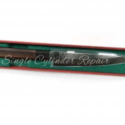 "Midori Hamono Petty Knife Damascus Japanese Made Octagon Handle, VG10, 150mm (5.9"")"