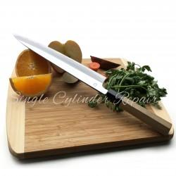 """Kawamura Choyo Chef Knife Blue Steel 270mm (10-1/2"""") Made In Sakai Japan"""