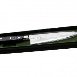 Seto Hamono Petty Knife Damascus Japanese Made 135mm (5.3″) VG-10