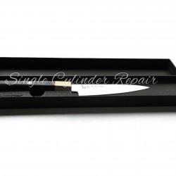 "Zanmai Damascus Petty Knife Japanese Made VG10 Steel, 110mm (4.33"")"