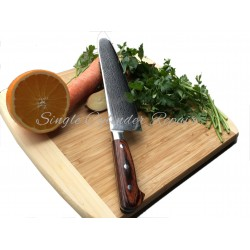 Seto Hamono Chef Knife Damascus 67 Layers 240mm VG-10