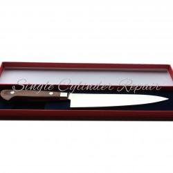 """Seto Hamono Petty Knife Damascus 67 Layers 150mm (6"""") VG-10"""