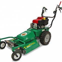 "Billy Goat BC2600HHEU Outback Brush Cutter Hydro, Adjustable Height, Front Casters, Honda 388 cc, 26"" Wide"