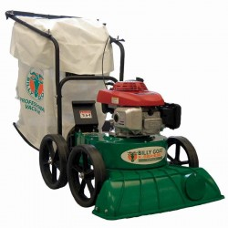 Billy Goat KV650H Lawn and Litter Vacuum, 187 cc Honda, Mesh Bag with Dust Skirt