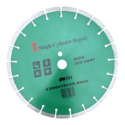 """Diamond Blade 12"""" Concrete Saw for Ts480, Ts410, K700, K650"""