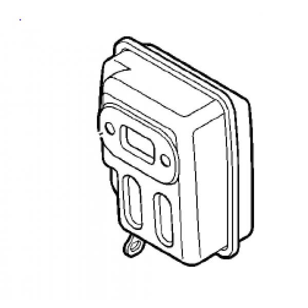 Echo Muffler A300000640 SRM280S