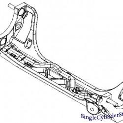 Exmark 109-9375 OEM Rh Hydro Transaxle Asm ASSY Lazer LZE20KA484 LZE24KA524