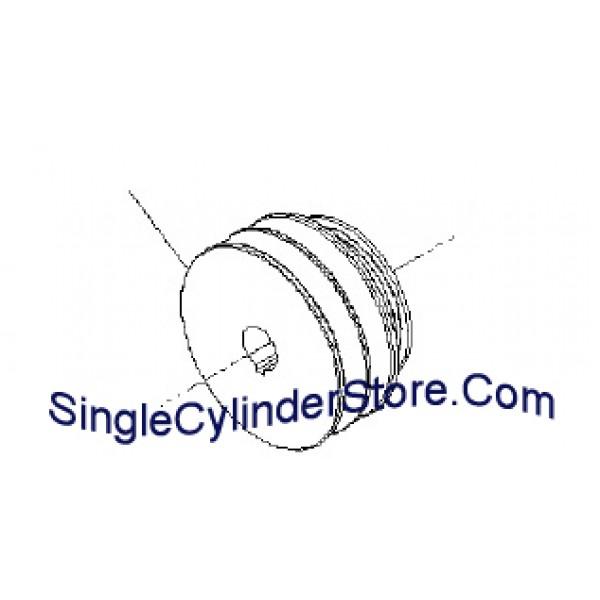 Exmark 109-0942 OEM KIT, ENGINE PULLEY ASSY Navigator