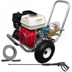 Honda E4040HG Power Washer Rental