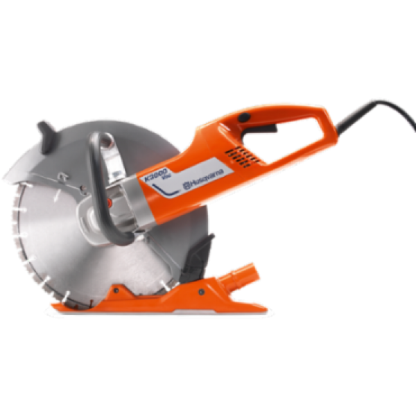 Husqvarna K3000 VAC Concrete Saw Electric