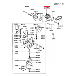 Kawasaki 15003-2254 OEM Carburetor FC290V