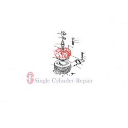 MULTIQUIP 1061300113 CYLINDER HEAD