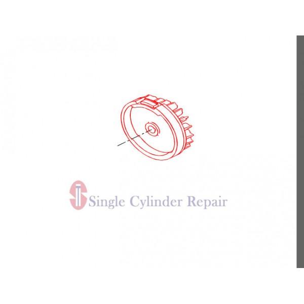 MULTIQUIP 2687933201 FLYWHEEL CP