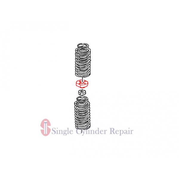 MULTIQUIP 372447700 PISTON END
