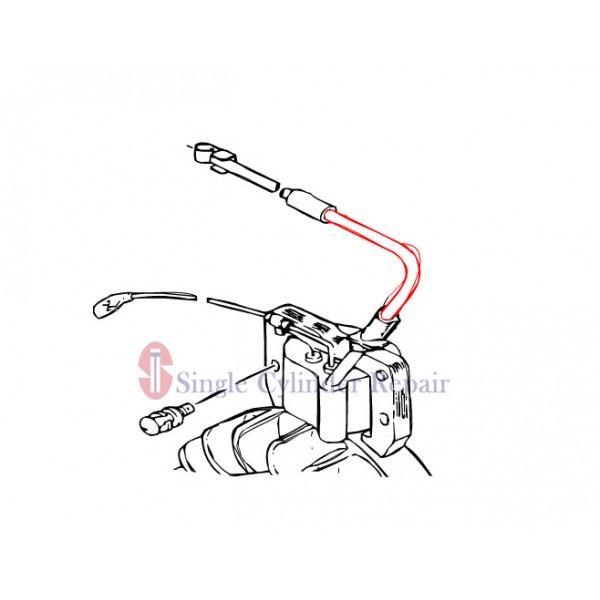 Multiquip 5807007021 Coil Ignition