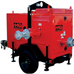 Multiquip AP6S ActivPrime Series 6 Inch Dewatering Pump