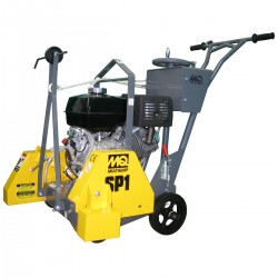 Multiquip SP118 Walk-Behind 18 Inch Pavement Street Concrete Saw