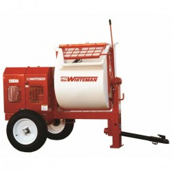 Multiquip WM90PH8X Mixer-Mortar Honda GX-240 skid 9cf Poly