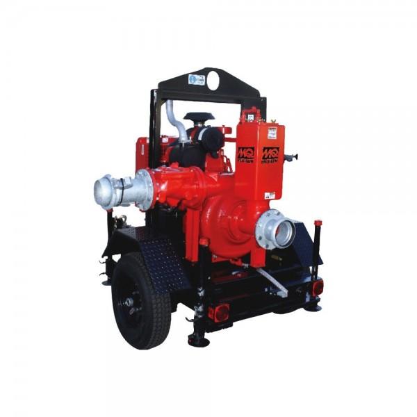 Multiquip AP6TB ActivPrime 6 Inch Dewatering Pump