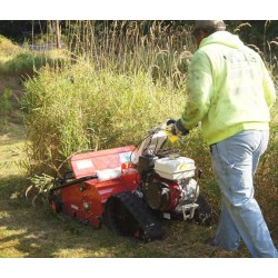 Orec AHR662 Cyclone Flail Mower