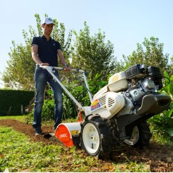 Orec SF600 Gardenquake Tiller With Honda GX200