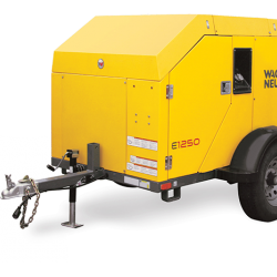 Wacker E1250B Ground Heater, Basic, LP/NG 5200007613