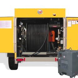 Wacker E2200 Ground Heater 0620176