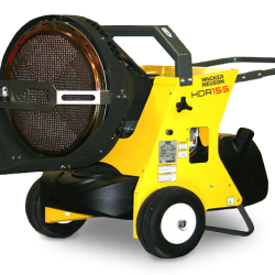Wacker HDR155 Direct Fired Radiant Heater 5200007530
