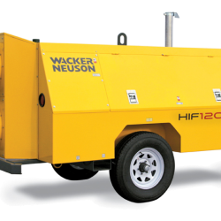 Wacker HIF1200 Flameless Indirect-Fired Air Heater 5200012623