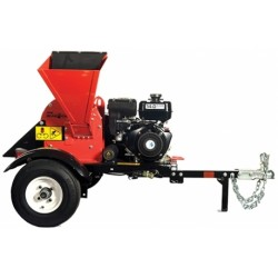 "Bear Cat CH4400 Towable 4"" Chipper"