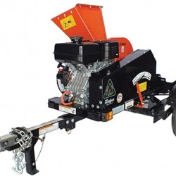 "Bear Cat CH611DH 6"" Chipper with Diesel Engine"
