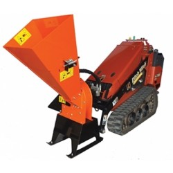 Bear Cat Skid Steer Chipper Attachment CH450H