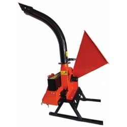 "Bear Cat CH5540 5"" PTO Chipper Attachment"