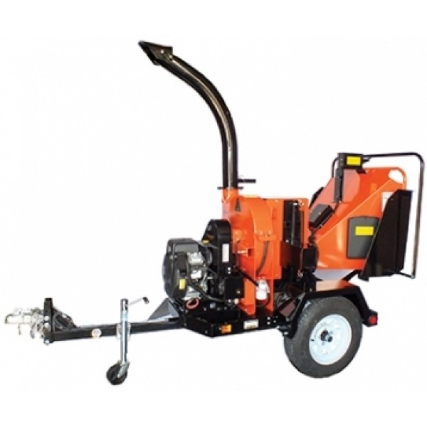 "Bear Cat Towable 6"" Chipper CH6720H"