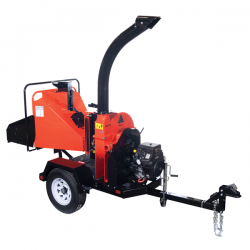"Bear Cat Towable 6"" Chipper CH6730H"