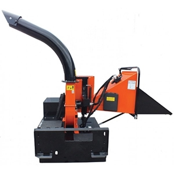 Bear Cat CH800H Skid Steer Chipper Attachment 8""