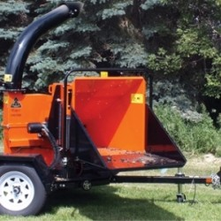 Bear Cat CH8720iH Chipper 8""