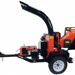 "Bear Cat CH922DH 9"" Chipper Diesel Engine"